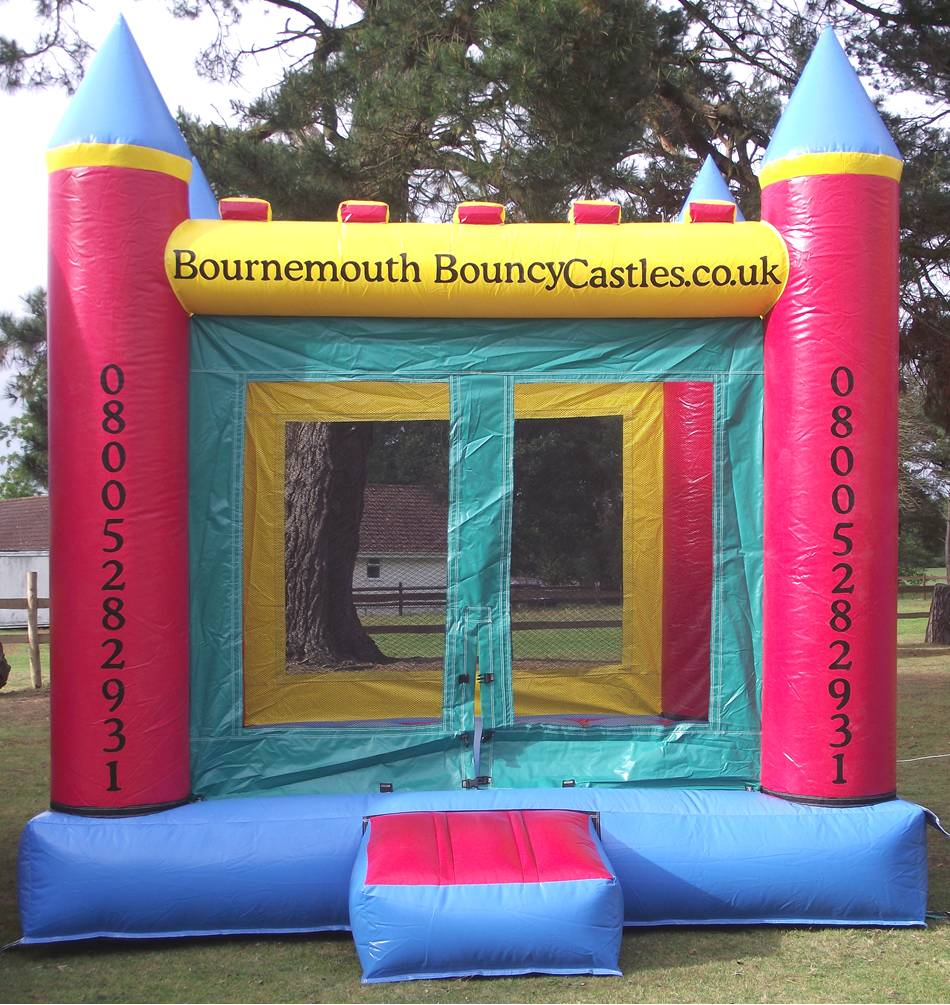 Inflatable Slide Hire Uk: Bournemouth Bouncy Castles