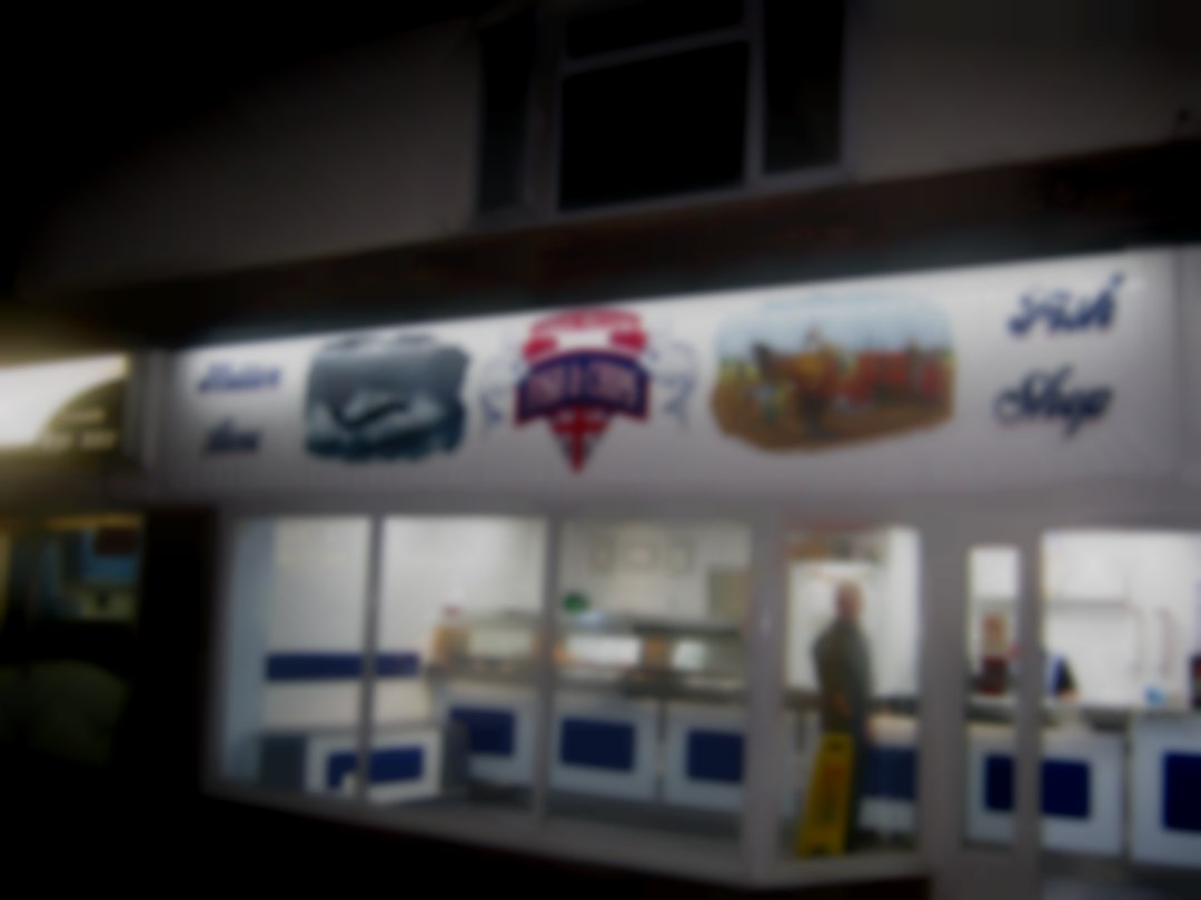 Hutton Lane Fish Shop Guisborough