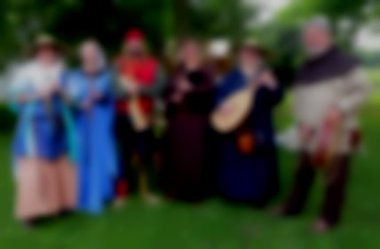 Maranella at Tatton Old Hall Medieval Fayre June 2014