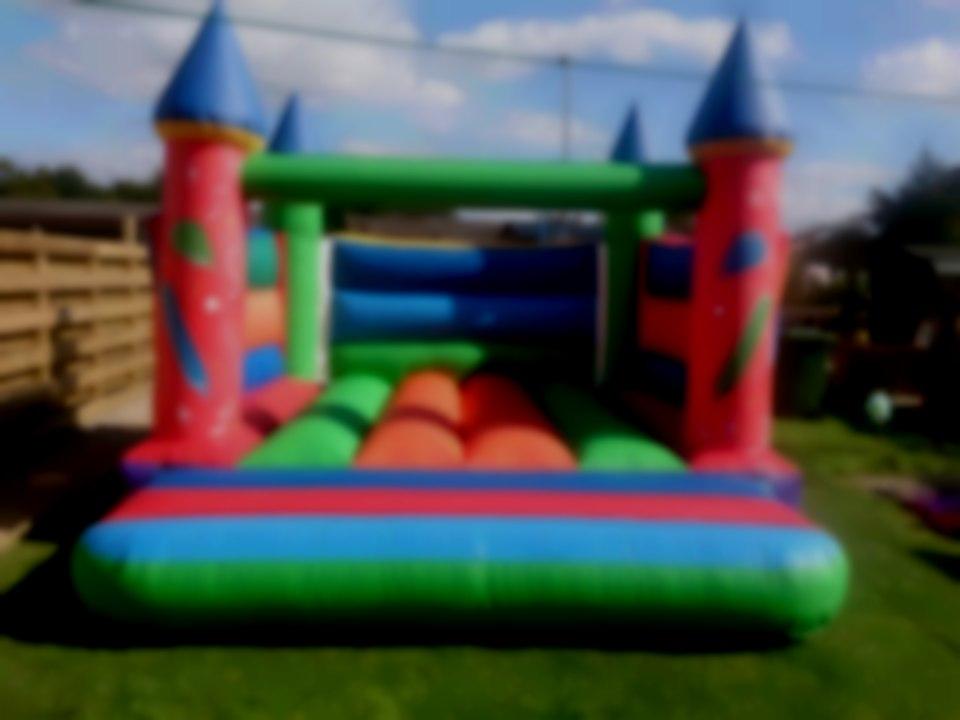 Bouncy castle hire Cumbria