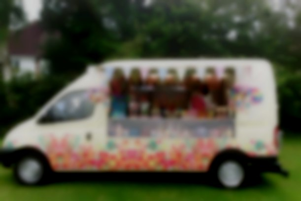The Mobile Sweet Truck