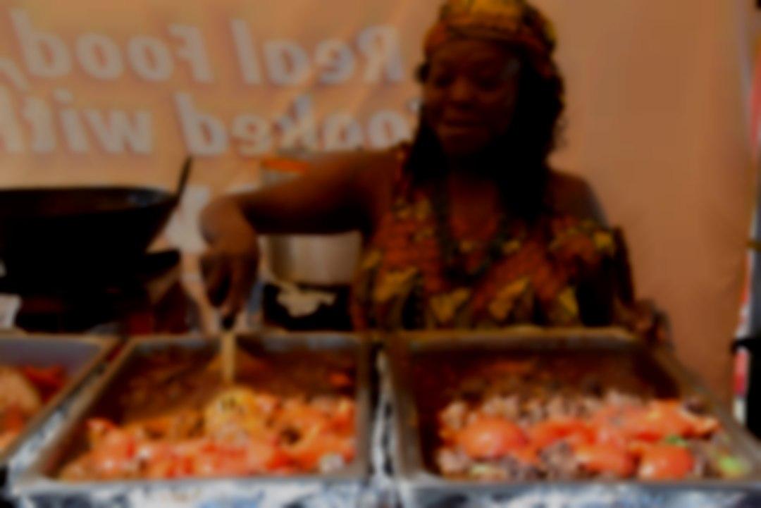 Mama Gifty's Kitchen