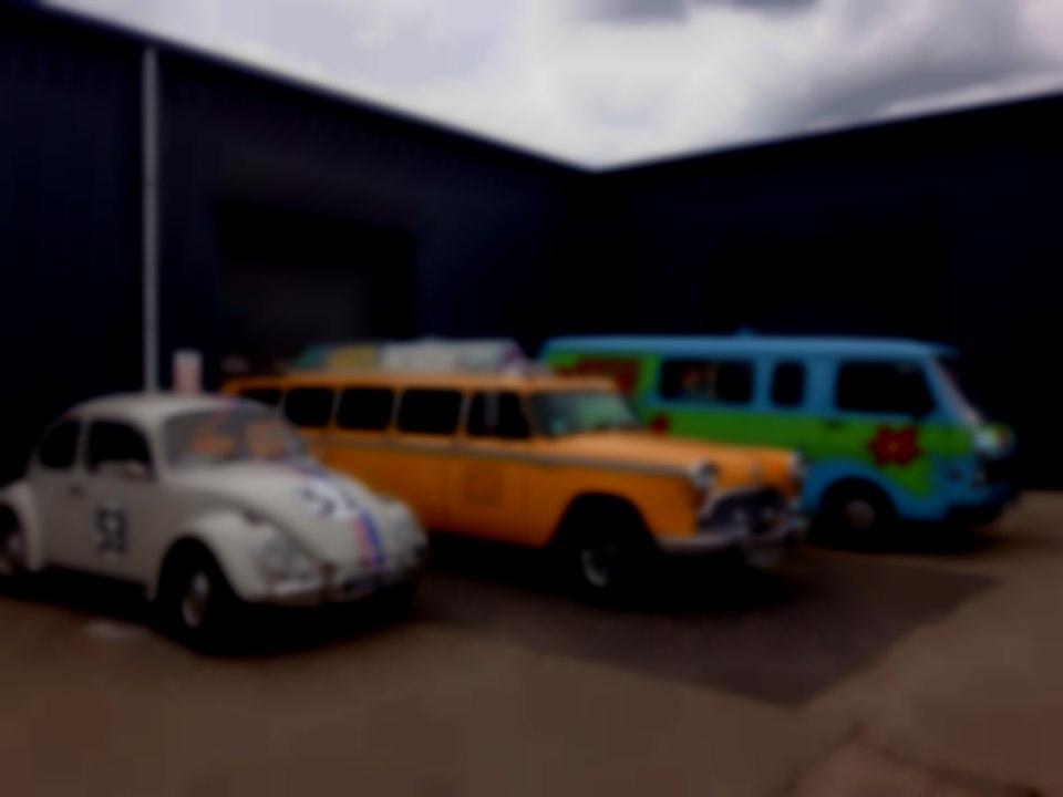 Premier Novelty Vehicles