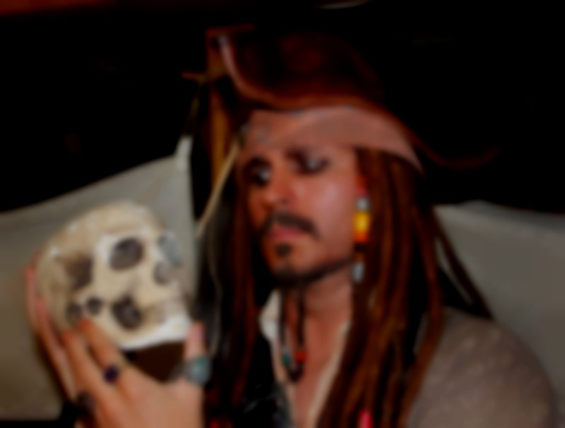 Jack Sparrow for Wales and the surrounding area