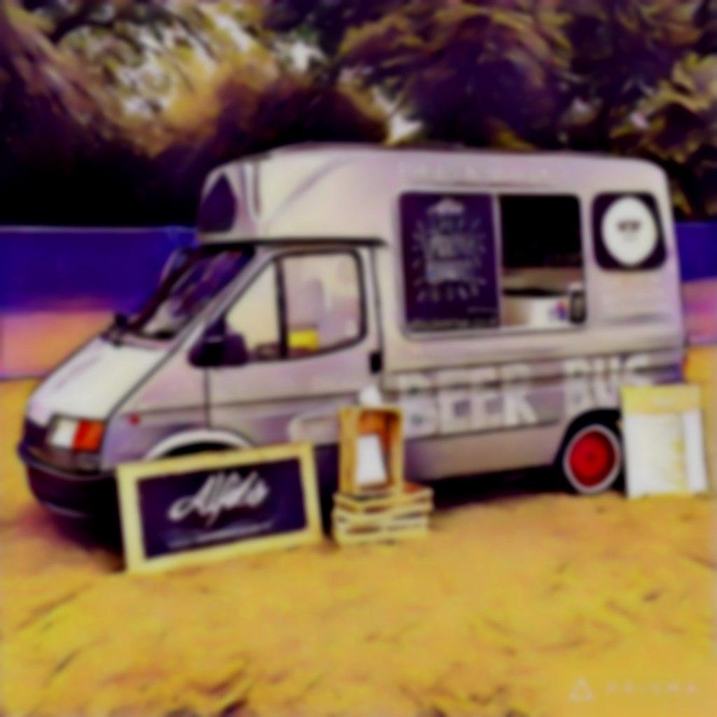 Alfie's Beer Bus