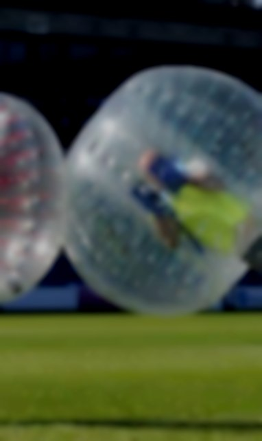 Crazy Ballz - Bubble Football