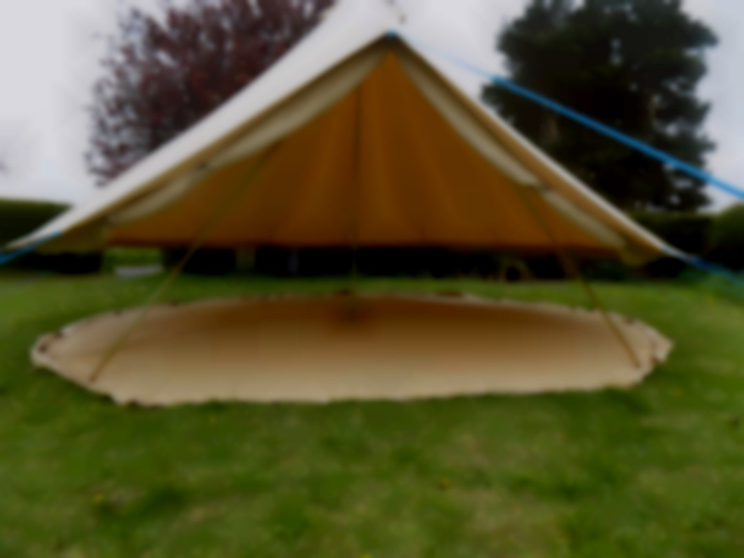 Blossom Bell Tent Hire