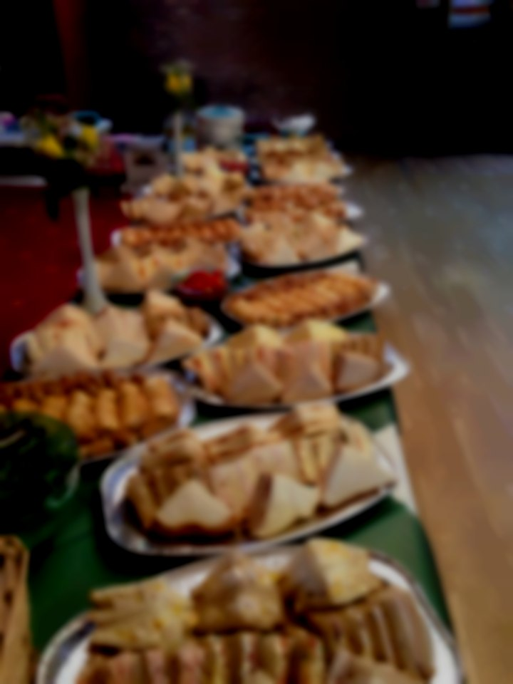 Min Cafe Outside Catering