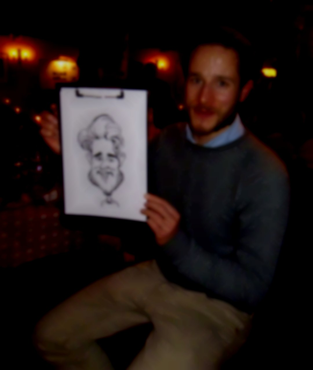 Live Caricatures,