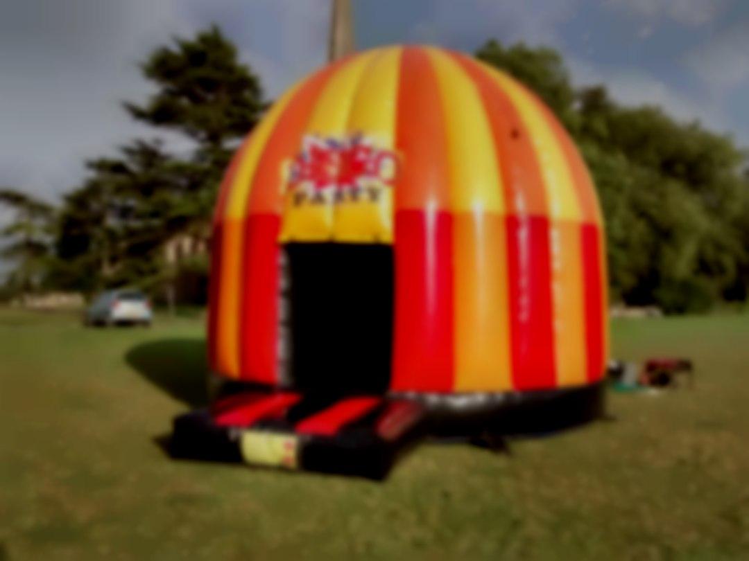 Mega Disco dome