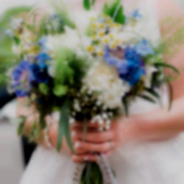 Wedding florist bridal bouquet