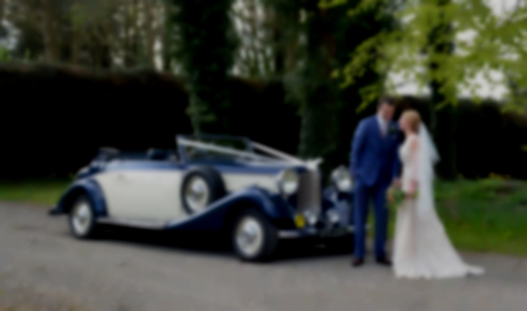 Rutland Wedding Cars - Class and Elegance for Your Special Day