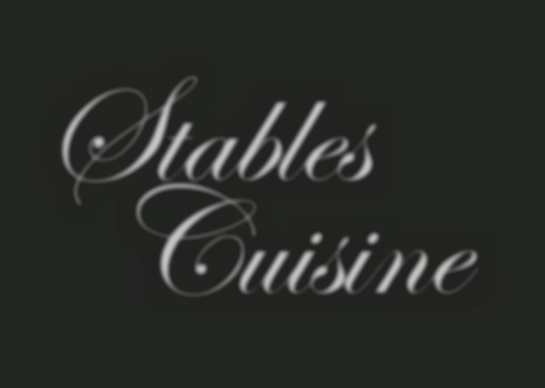 Stables Cuisine