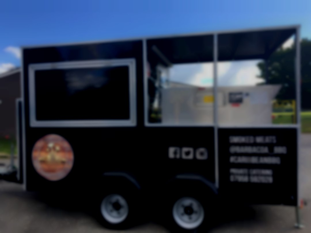 Barbacoa Barbecue Caribbean Food Truck Hire