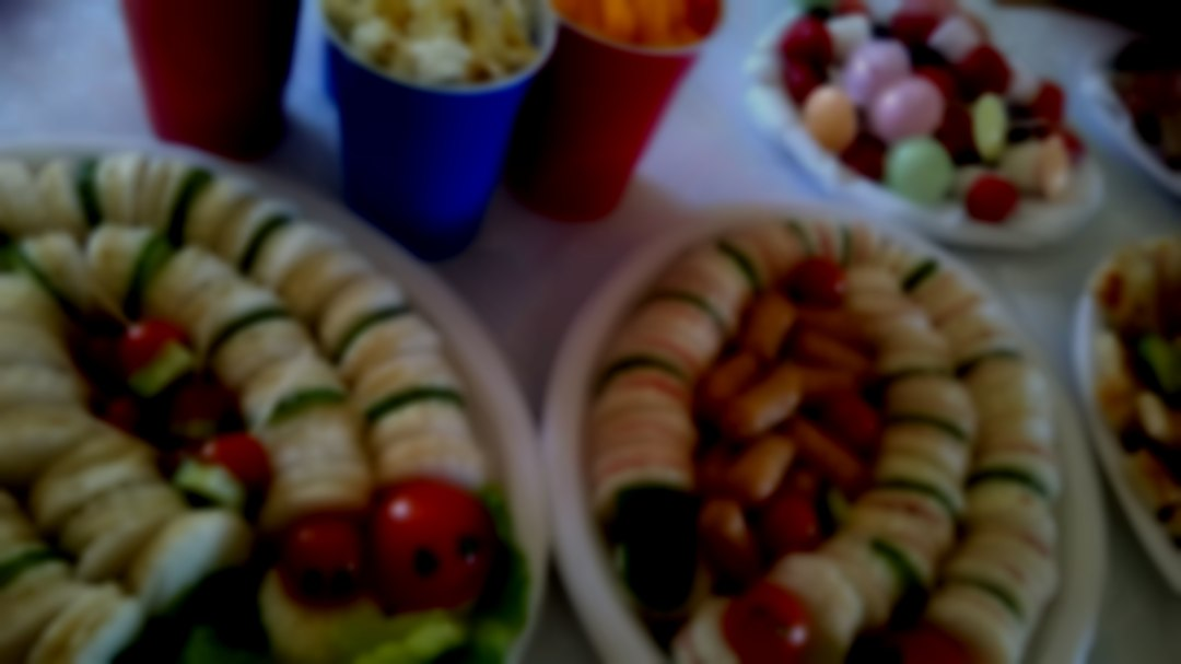 Childrens party catering