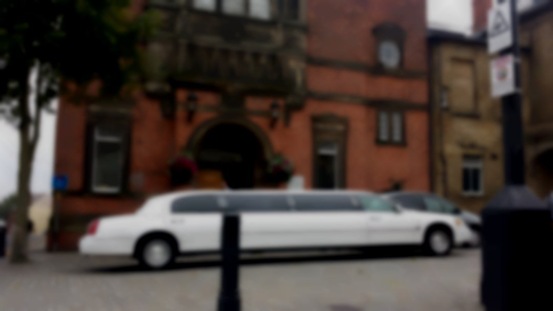 white limo hire for any occasion