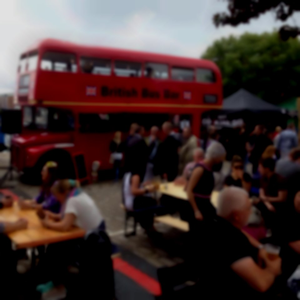 British Bus Bar