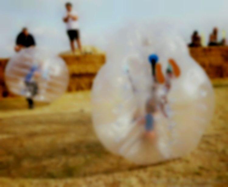 Big Bubble Football