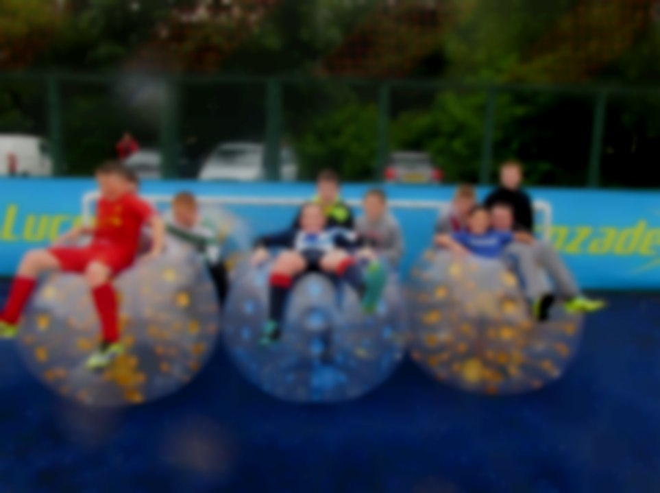 Bubble Football Scotland