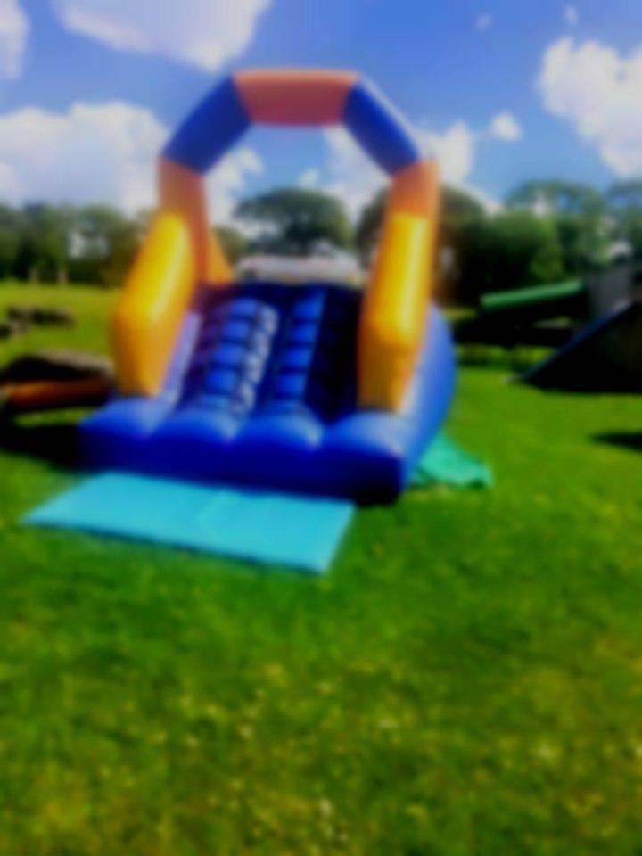 Fun Times Bouncy Castle