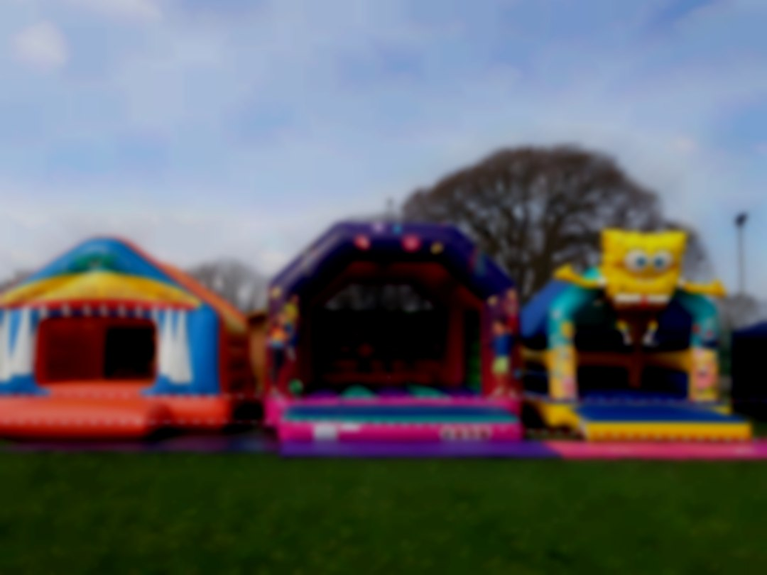 Little Gems Bouncy Castle & Wedding Hire