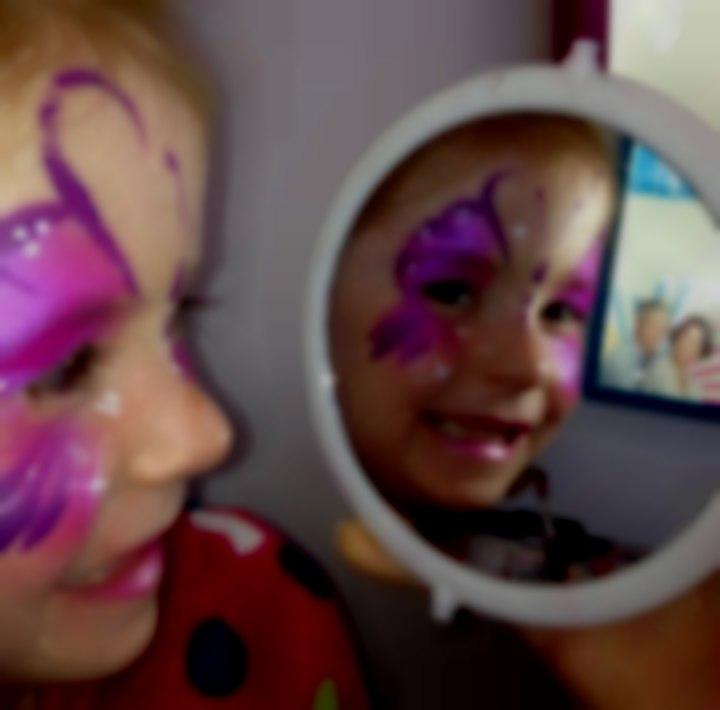 that wonderful mirror moment