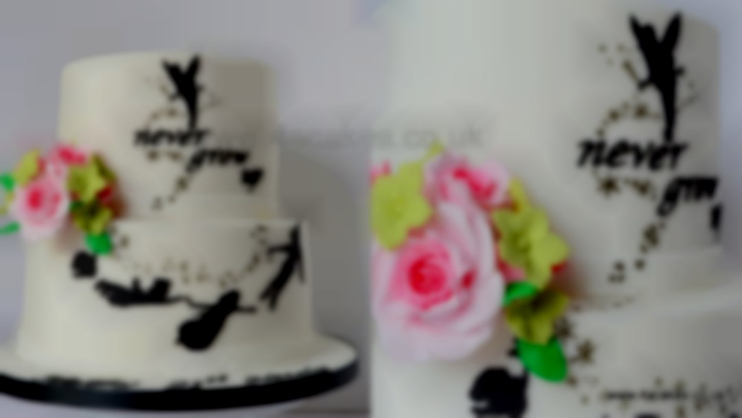 Birthday Cakes and wedding cake makers for Bromley, Croydon, Dulwich Lewishem