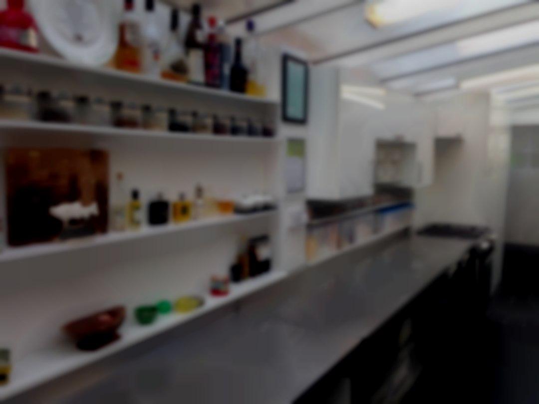 5 star production kitchen in Lichfield