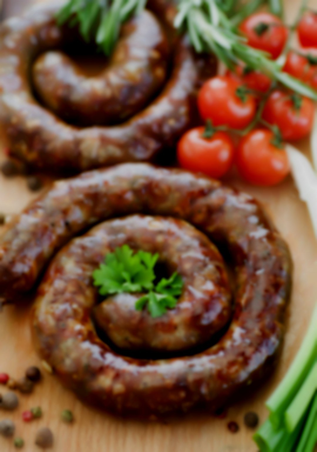 Boerewors off the bbq