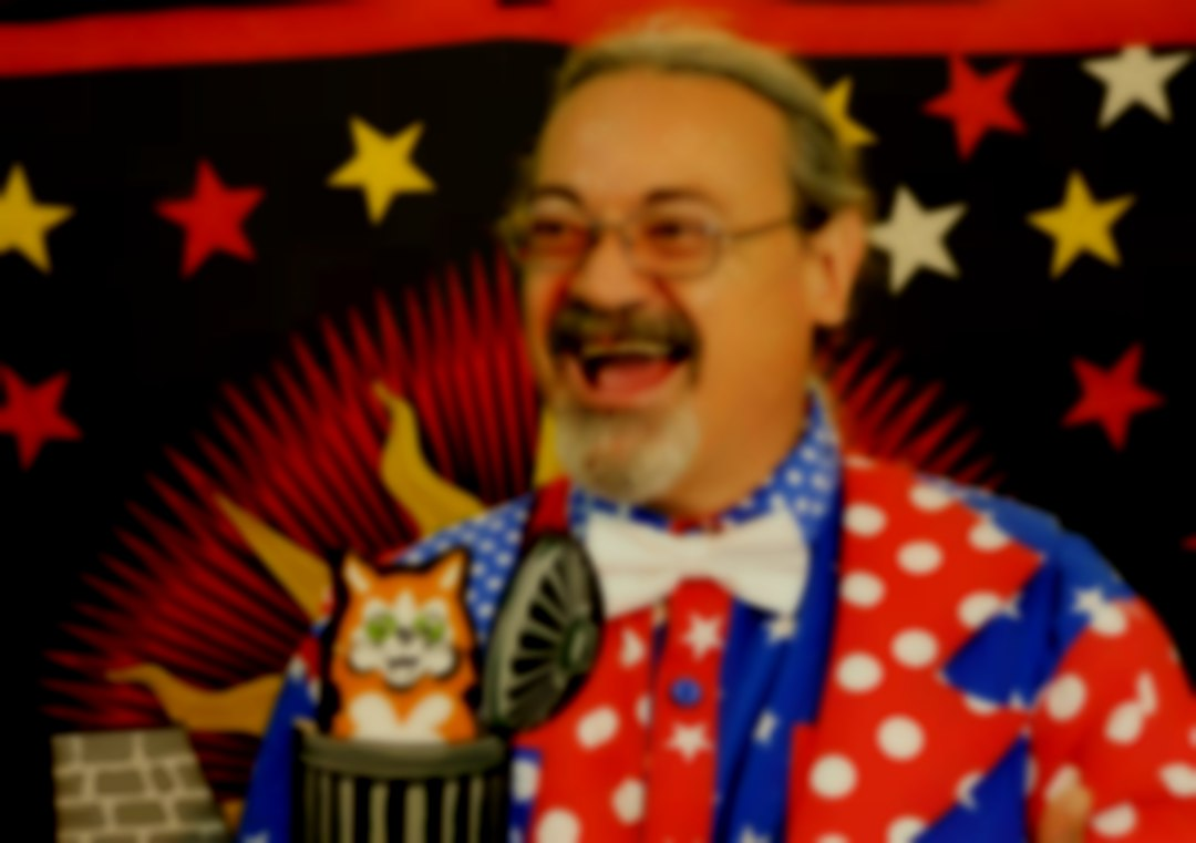 Bubbly Circus Magic Show