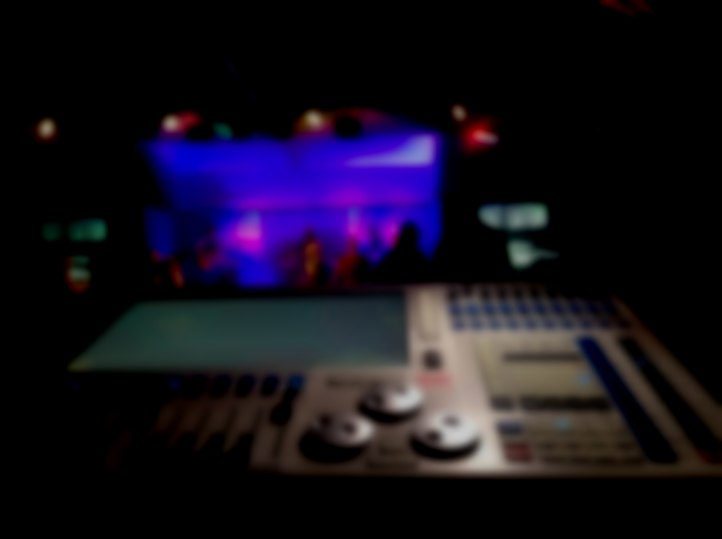 Sound, lighting and special effects equipment