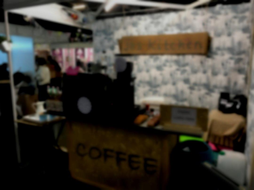 Coffee at Jo's Kitchen