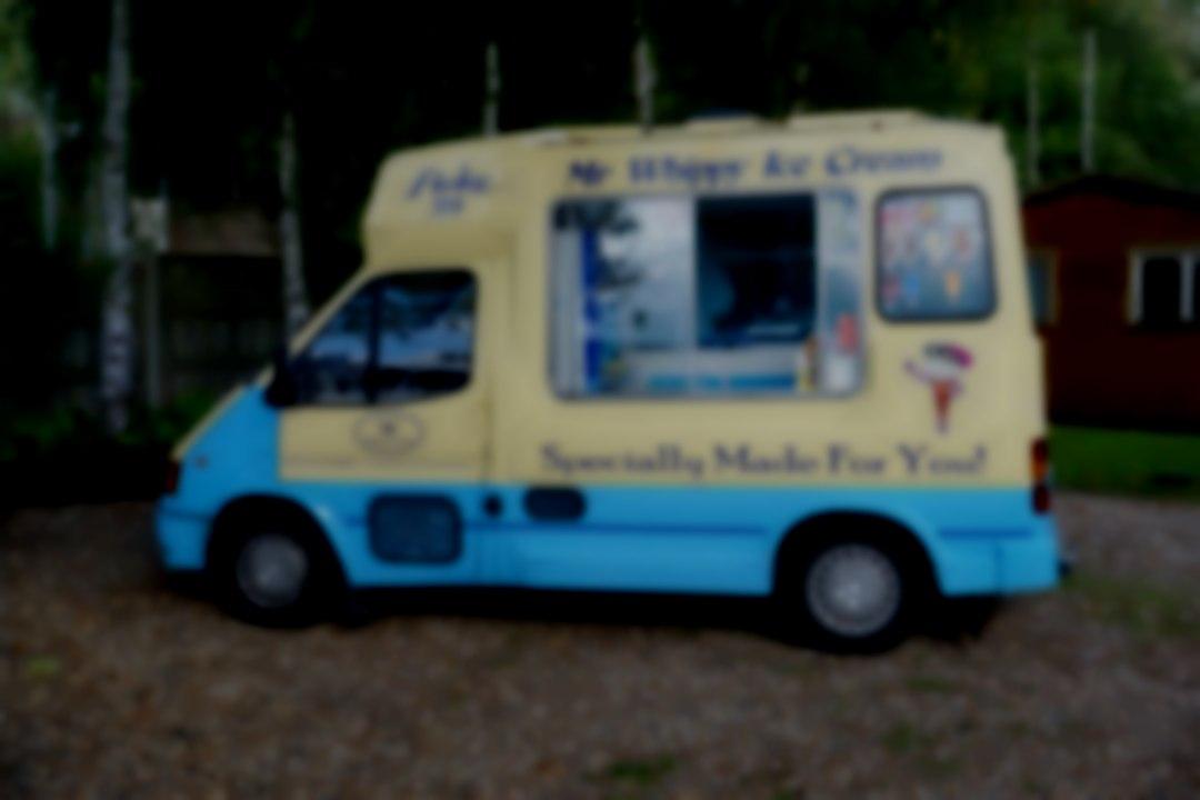 Regency Ice Cream Van