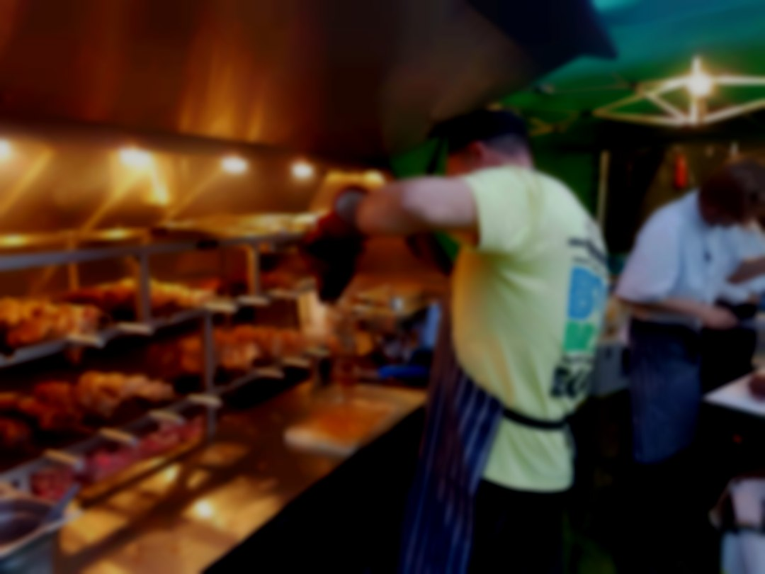 BBQ Brazil, the trailer in action