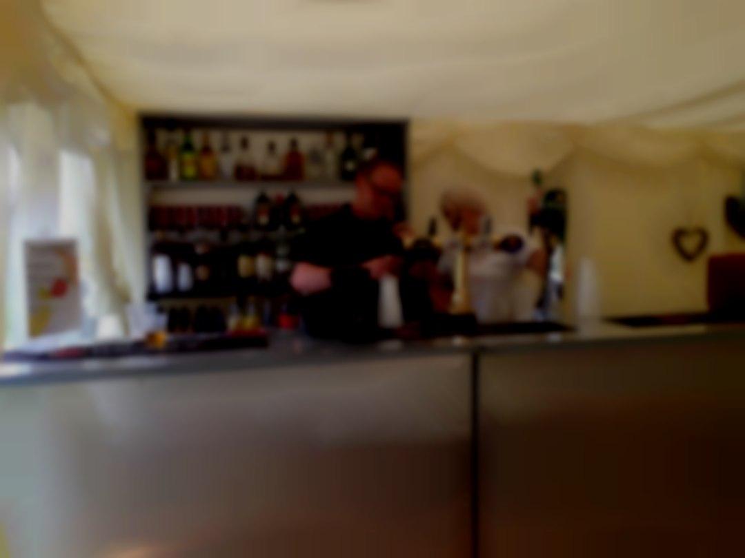 Mobile bar Cambridge