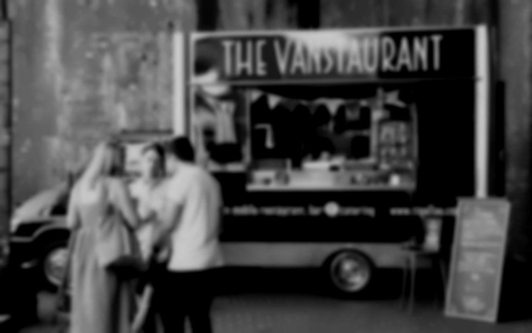 The Vanstaurant in Manchester