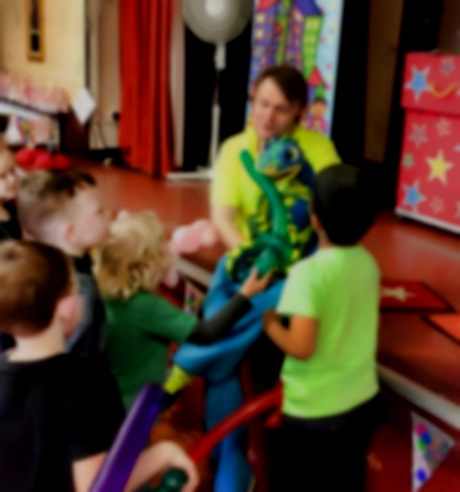 puppet, children's entertainment, kid's party