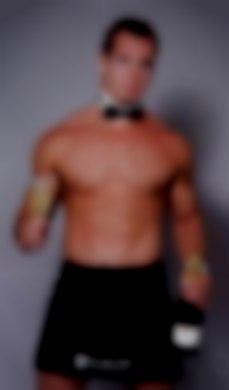 Buff Naked Butler