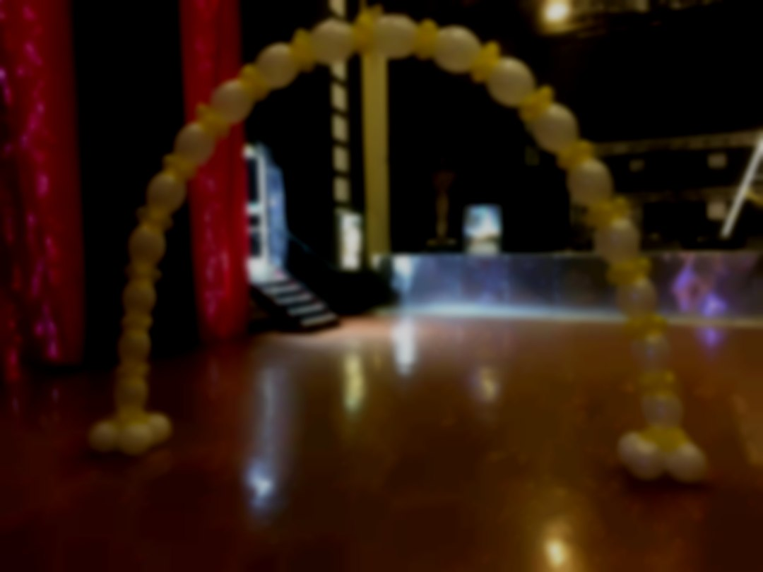 Quicklink Arch (indoors)