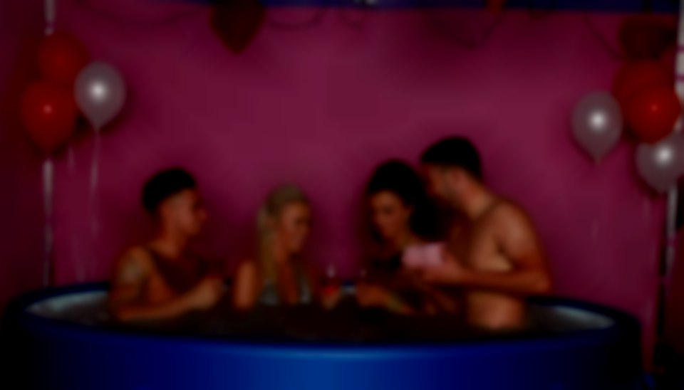 hot tub hire wigan