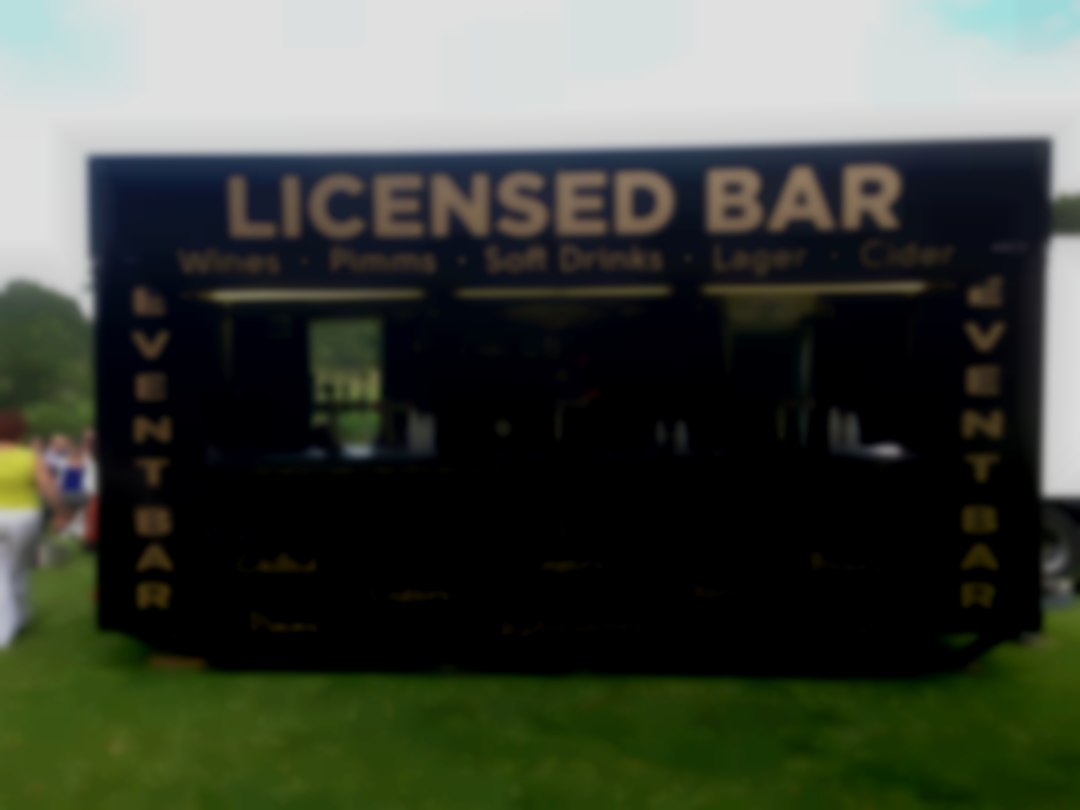 Event Bar Services