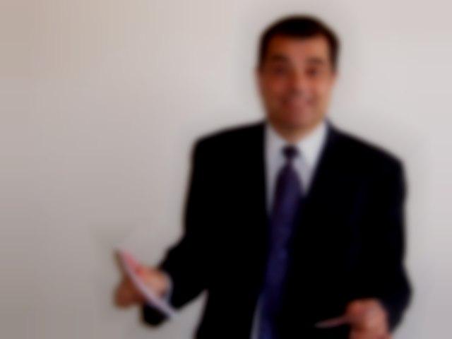 Paul Preager magician