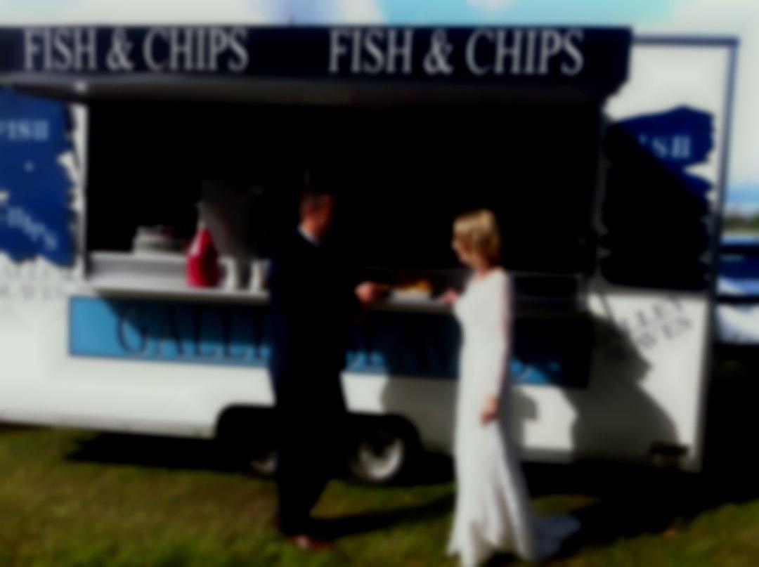 Mobile Fish and chip van