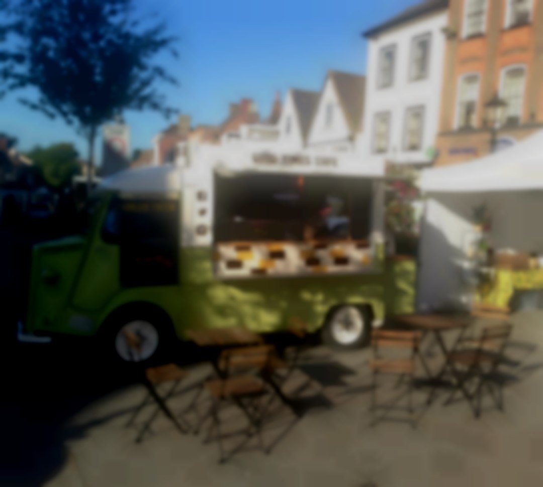Coffee, Hot Food, Grilled Cheese, Mobile Street Food