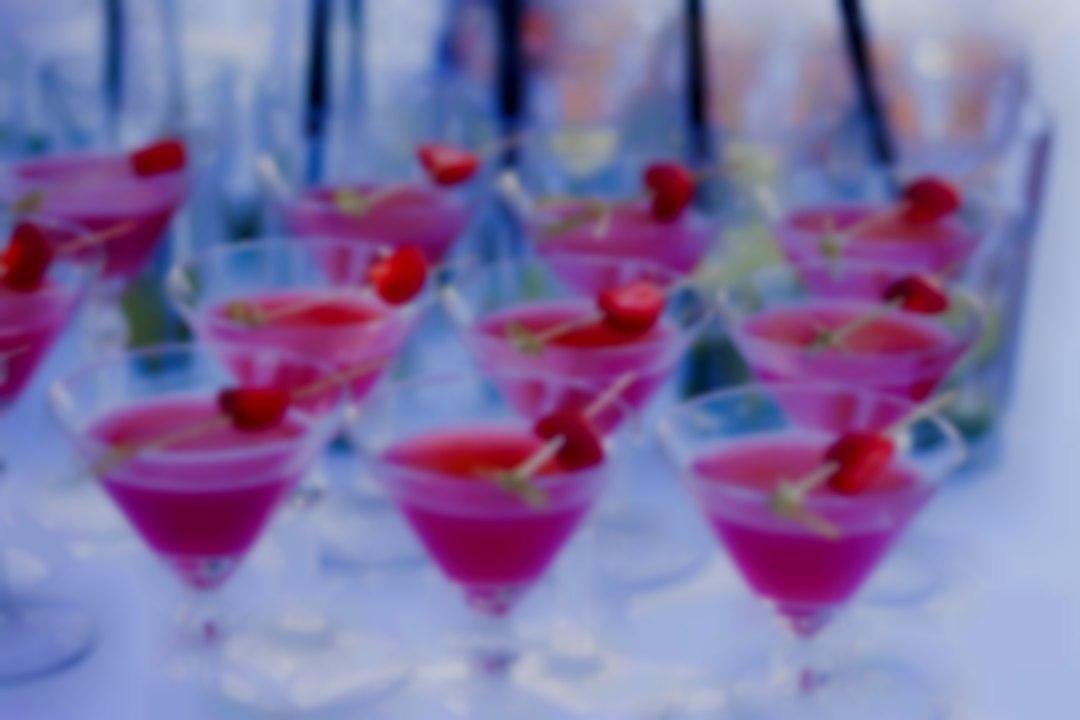 Martini reception