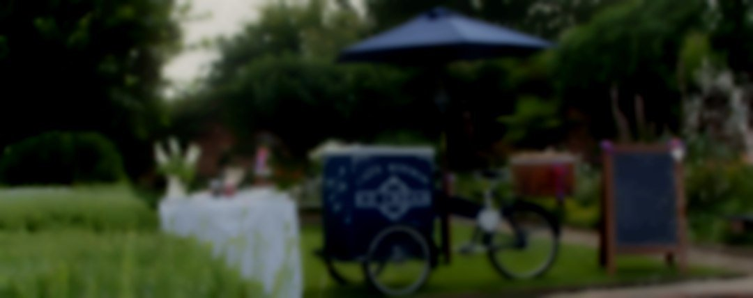 Cafe Bon Bon Ice Cream Tricycle