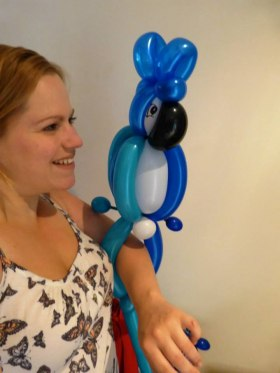 Balloon modeller in Gloucestershire, Brsitol