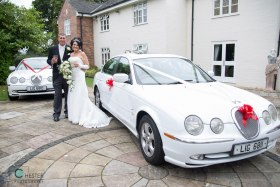 Love is Golden Wedding Car Hire