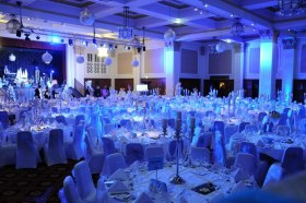 Charity Ball Room Theming