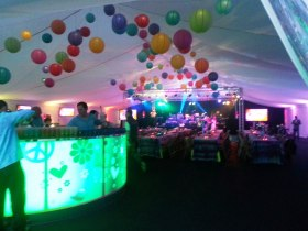 Large Party / Corporate Marquee